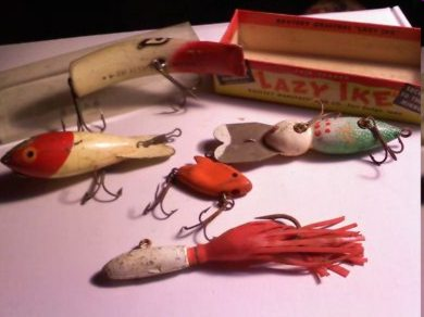 Collecting Antique Lures
