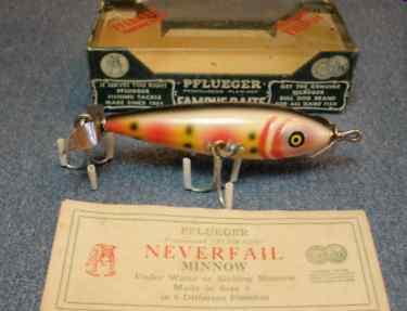 pflueger neverfail