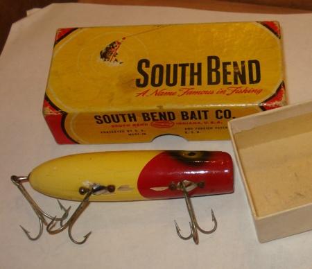 South Bend Bass-Oreno (No 973)