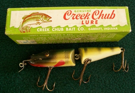 Creek Chub Jointed Pikie